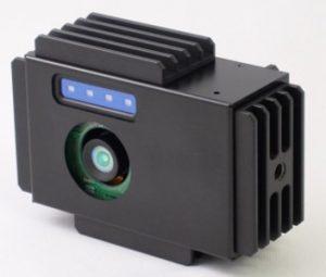 新型TOFカメラ 外観