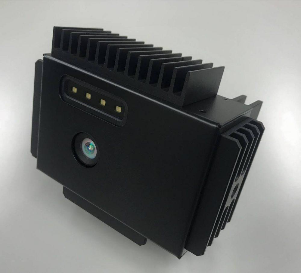 ToFカメラモジュール 製品外観