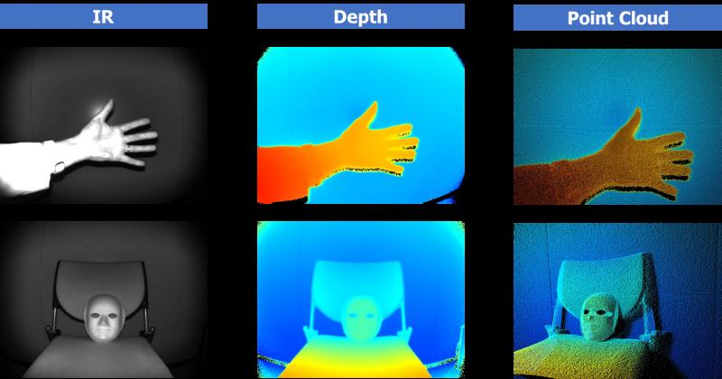 新型TOFカメラ_outputデータ