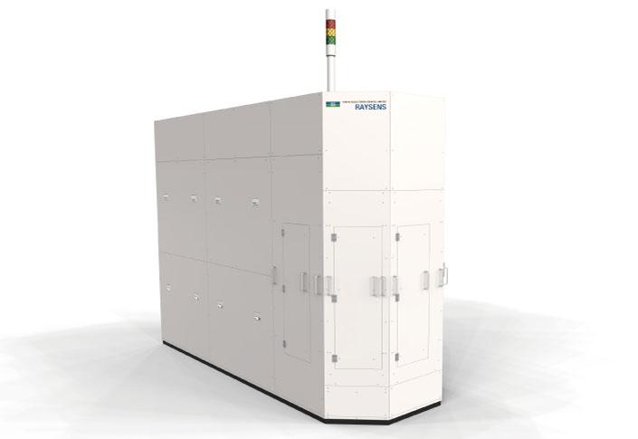 半導体ウェーハ外観検査装置 製品外観