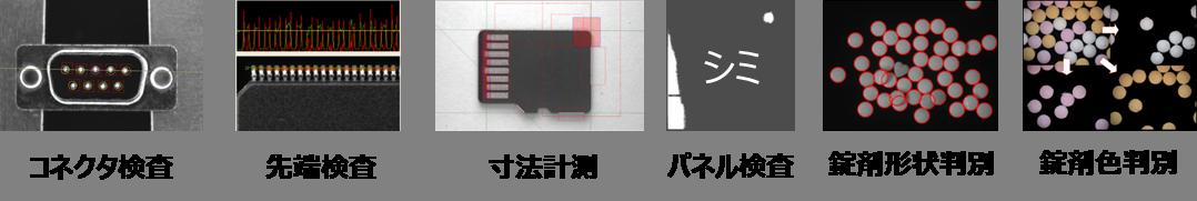 ①画像処理アプリケーションソフトを低コストで実現