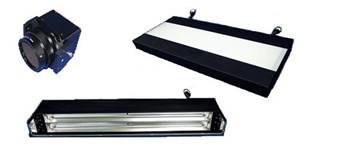 専用開発された高輝度LED照明
