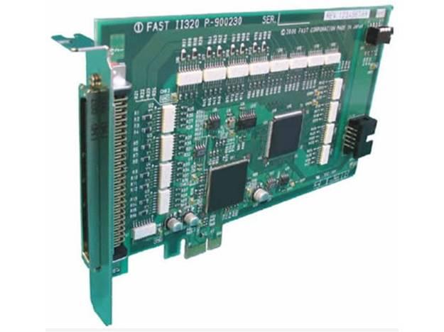 FV-II320:フォトカプラ絶縁I O(各32点)ボード[PCI Express]