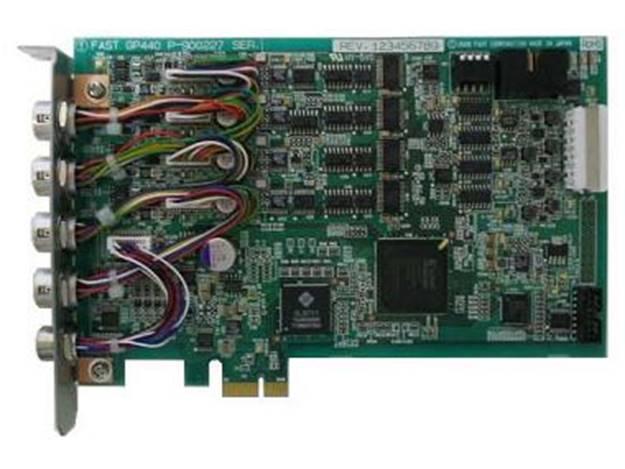 FV-GP440a アナログ(標準 非標準)画像入力ボード[PCI Express]