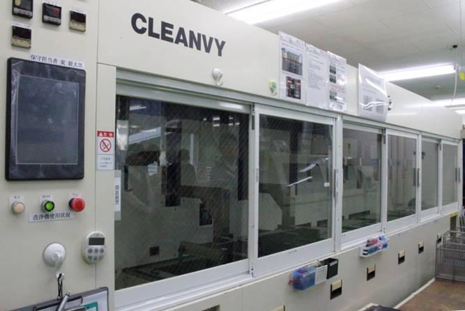 基板自動洗浄装置